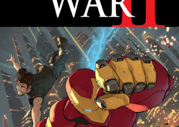 civil war #2 comic book review