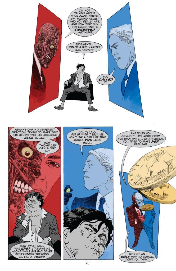 comic review Dark Night A True Batman Story