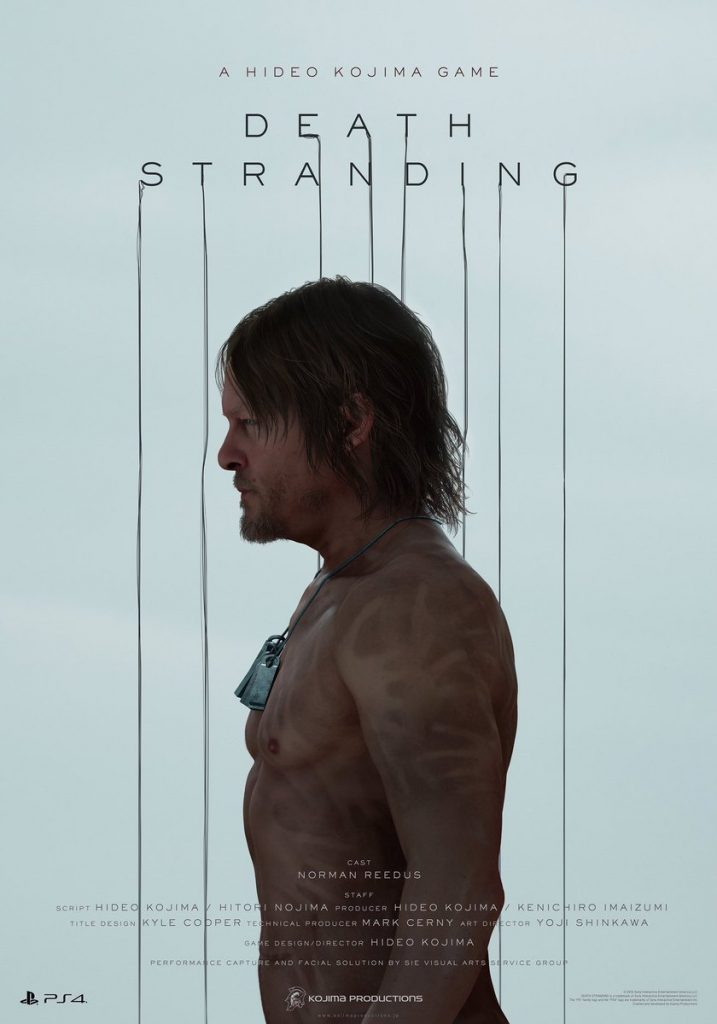 Norman Reedus' Death Stranding