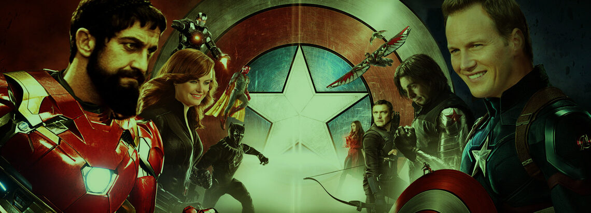 If DC Made Captain America: Civil War