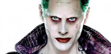 jared leto Joker's tattoos