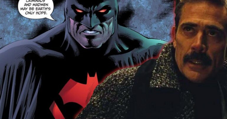 Jeffrey Dean Morgan Wants To Play Flashpoint Batman