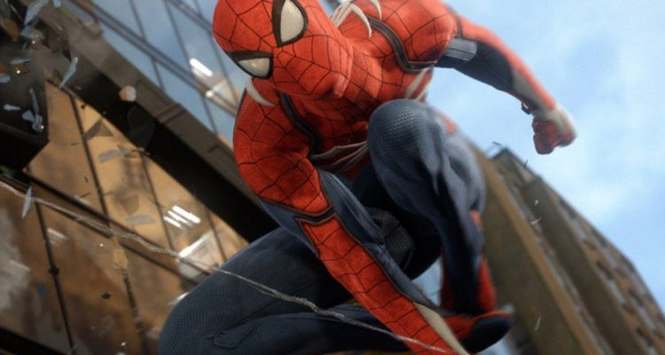 spider-man ps4 game trailer