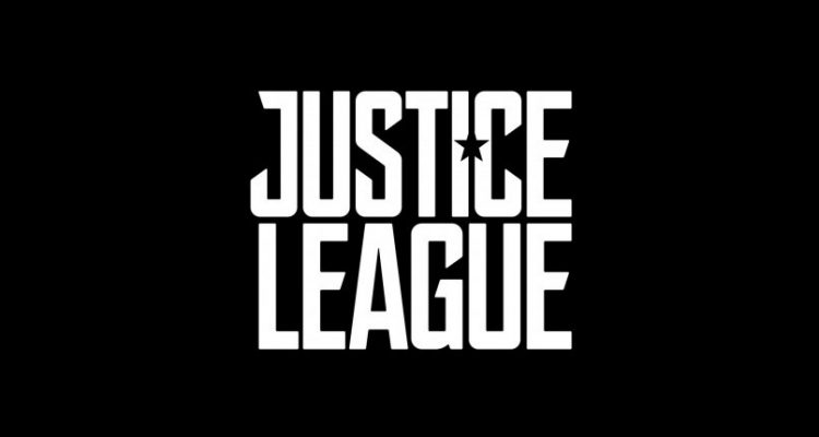 the justice league movie logo