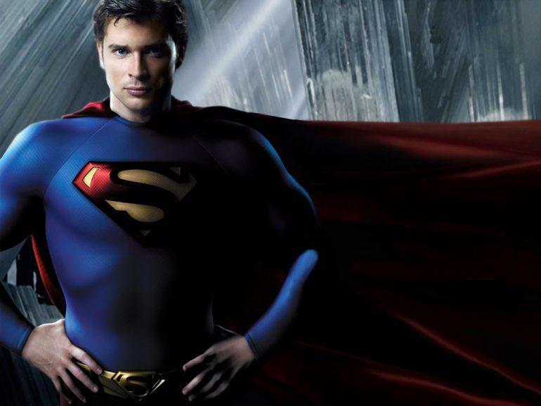 tom welling superman