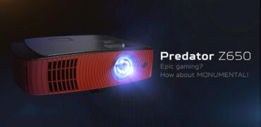 Acer Predator Z650 review