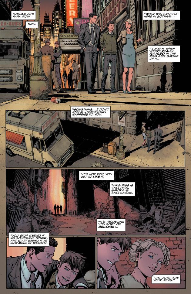 Batman #3 - comic review