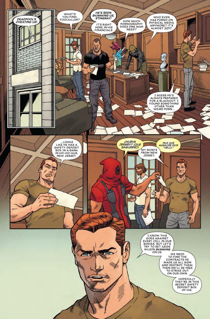 Civil War II Deadpool #15 - Comic Book Review