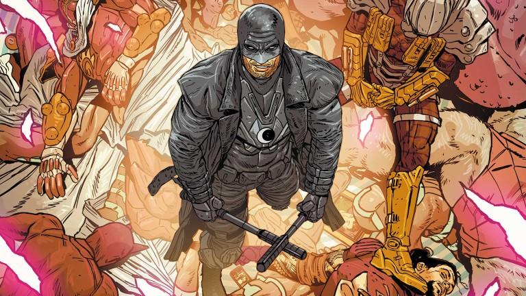 DC Comics Announces Gay Batman and Superman Superheroes - Midnighter & Apollo