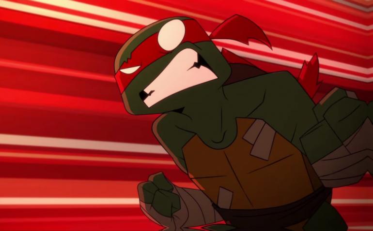 Watch: Teenage Mutant Ninja Turtles - Don Vs. Raph By Invader Zim Creator Jhonen Vasquez