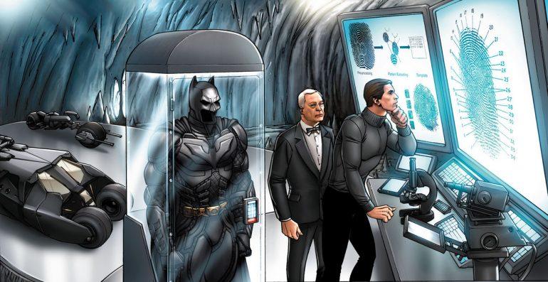 Harpercollins' Dark Knight