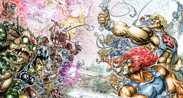 He-Man and ThunderCats