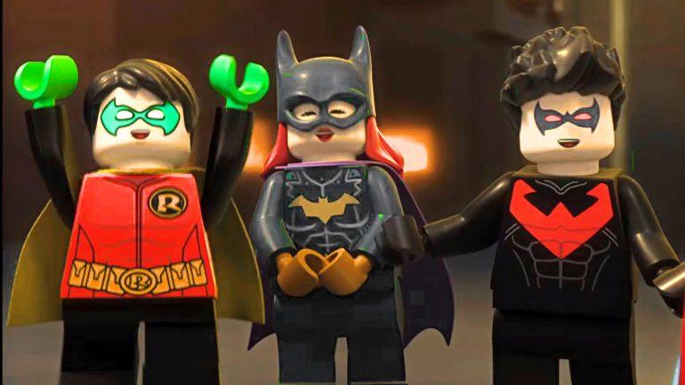 Lego DC Comics Super Heroes: Justice League: Gotham City Breakout - Movie Review