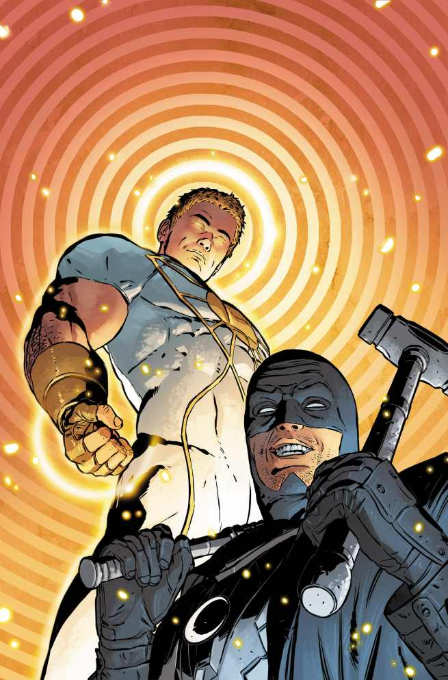 Midnighter & Apollo gay