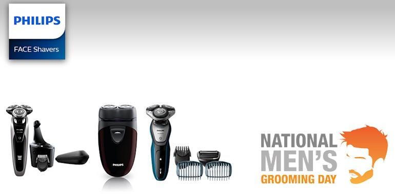 Philips Challenge Grooming Day