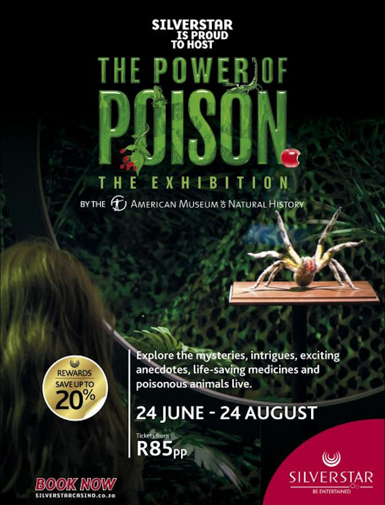 Poison Posters Silverstar