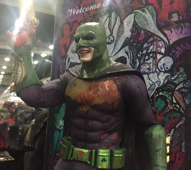 Suicide Squad Jokerssdds Batman Imposter Costume