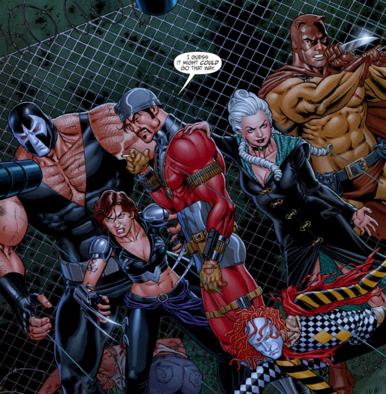 The Secret Six