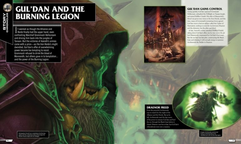 World of Warcraft Ultimate Visual Guide - review