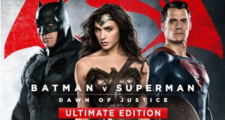 Batman v Superman: Dawn of Justice Ultimate Edition