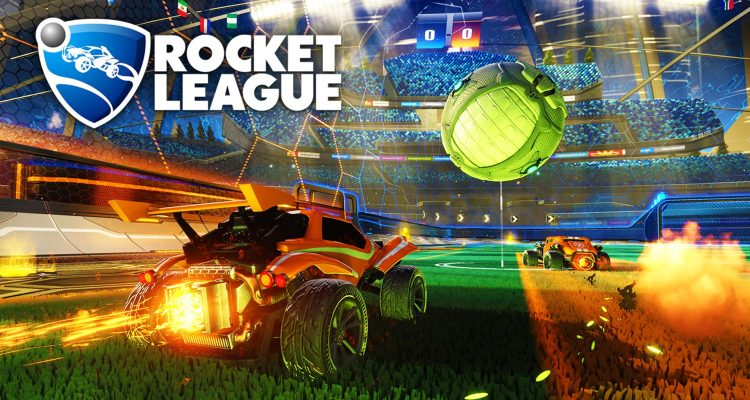rocket league game review