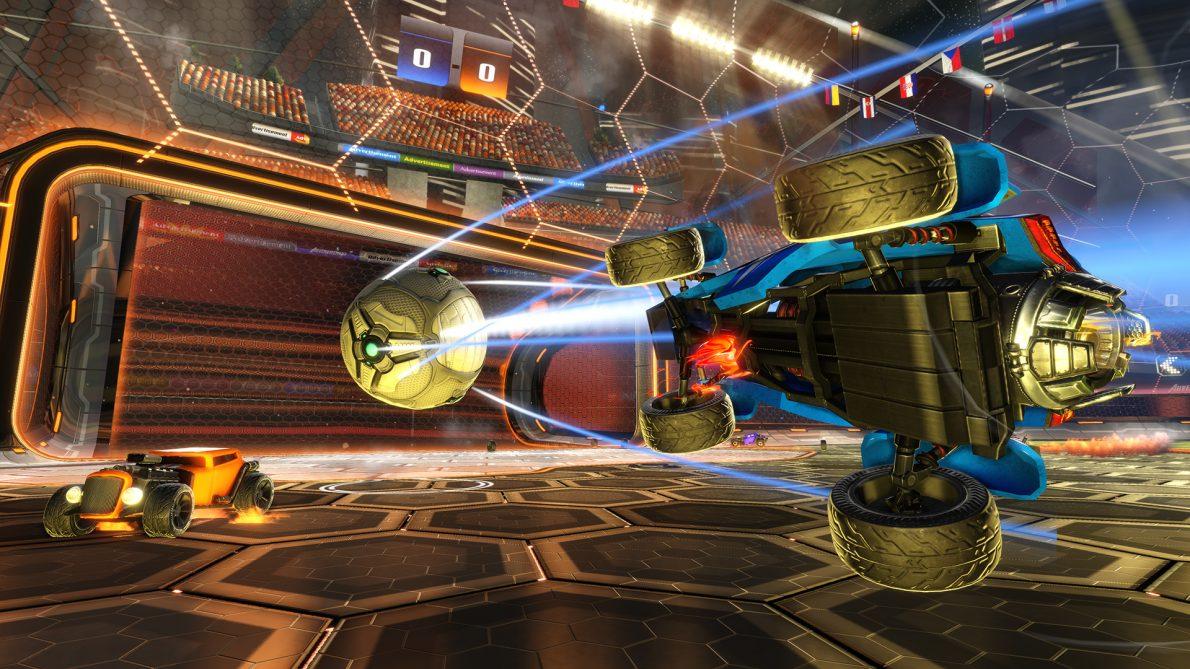rocket league - game review