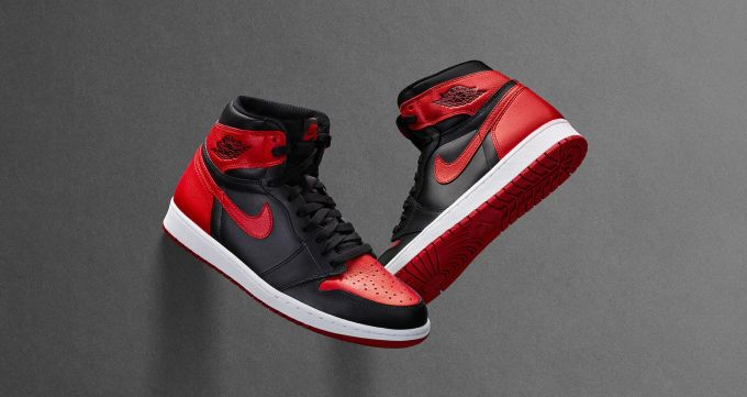 Air Jordan 1 High OG Banned