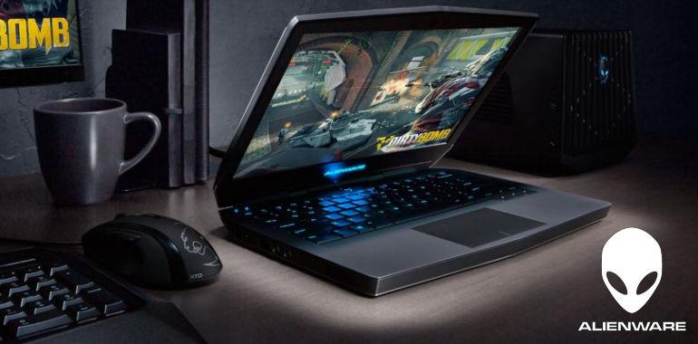 Alienware 13-Header