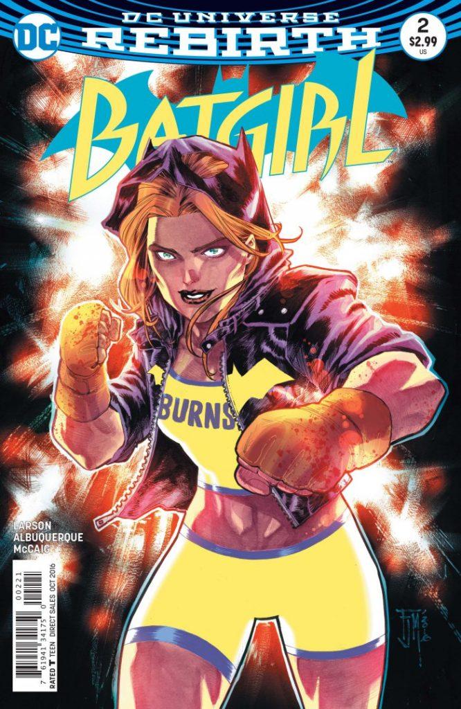 Batgirl #2 - Comic Book Review