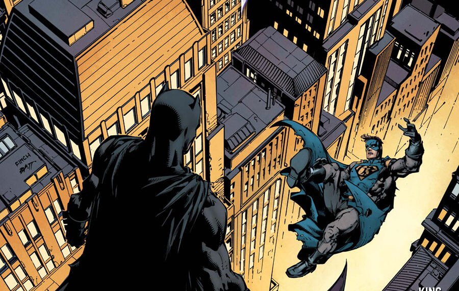 Batman #4 - comic book review