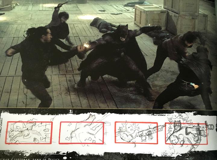 Batman V Superman - Dawn of Justice: The Art of the Film