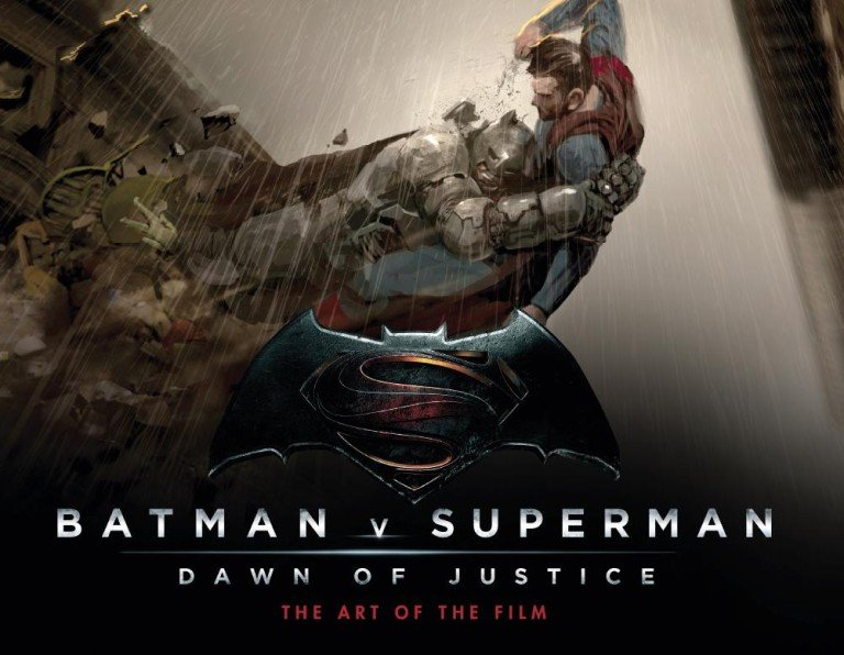Batman V Superman - Dawn of Justice: The Art of the Film