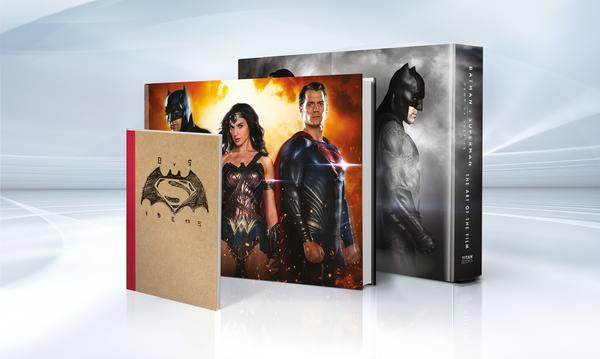 Batman Vs Superman - Dawn of Justice: The Art of the Film