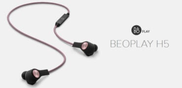 BeoPlay H5 - Header
