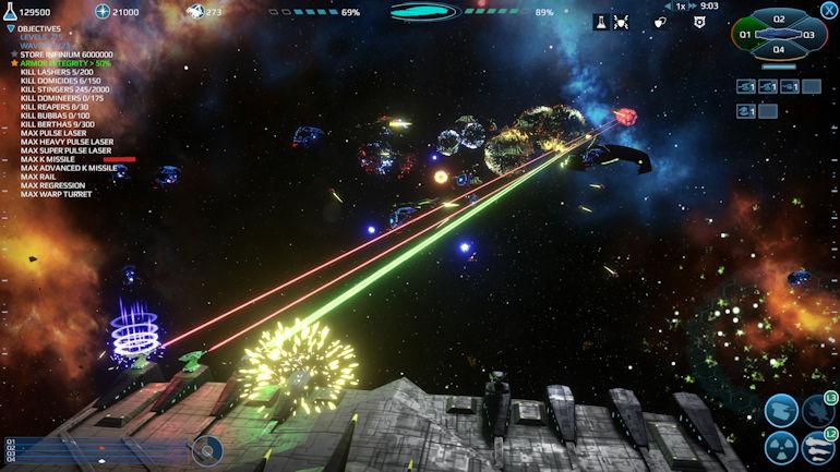 Infinium Strike-03