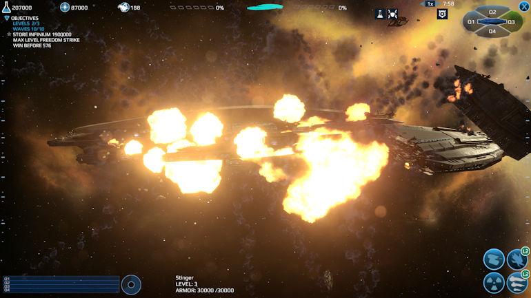 Infinium Strike-04