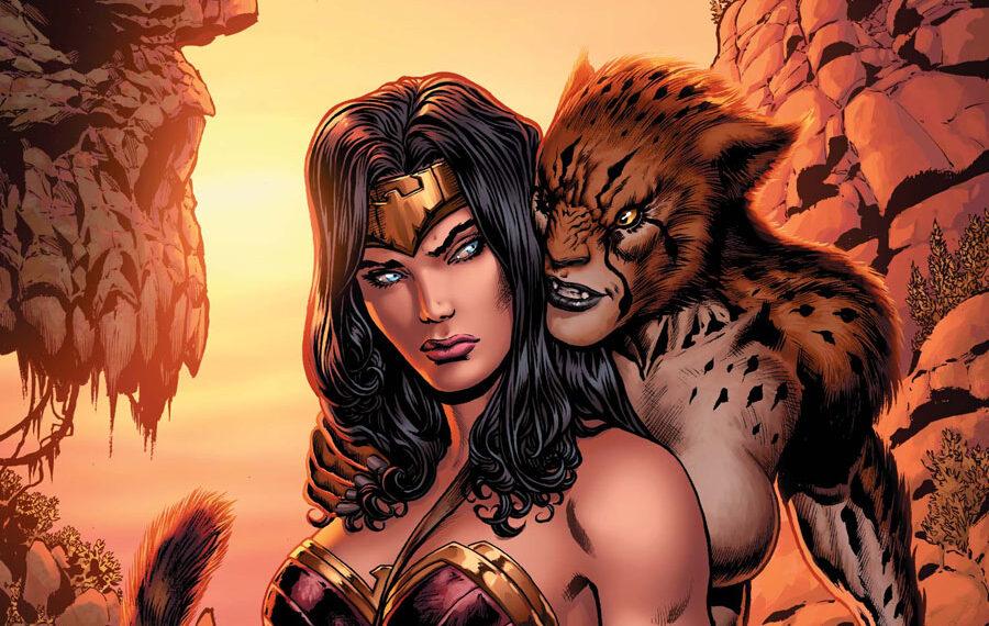 Wonder Woman #3 comic book review