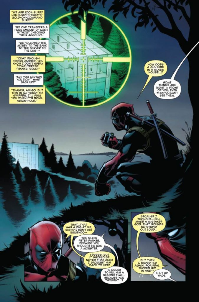 Spider-Man/Deadpool #8 - Comic Book Review