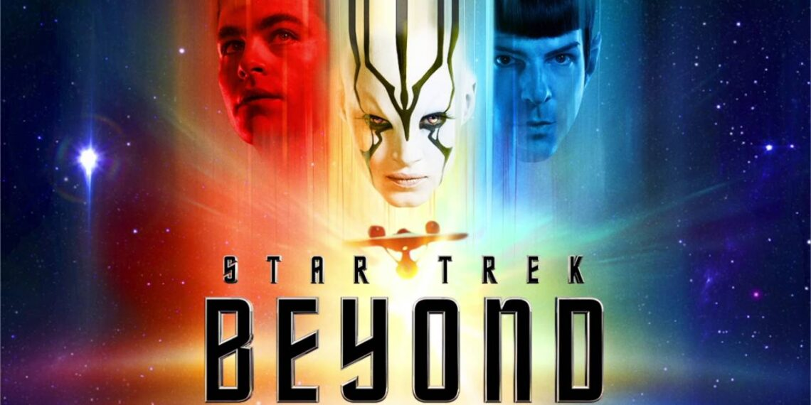 Star Trek Beyond poster Win 1 of 3 Star Trek Beyond Hampers Competitions