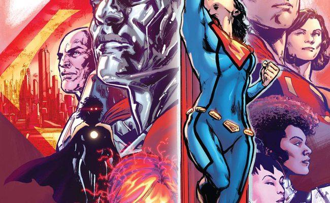 Superwoman #1 - Comic Book Review