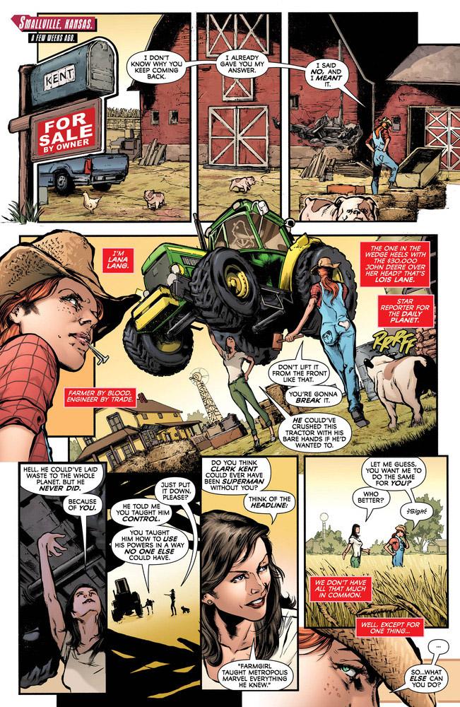 Superwoman #1 - Review