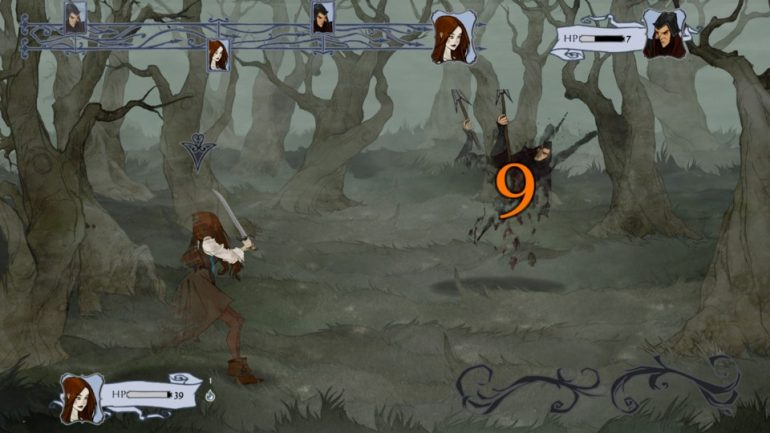 The Huntsman Winter's Curse - game review