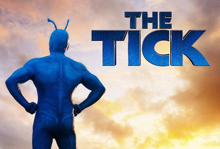 The Tick 2016 pilot episode review