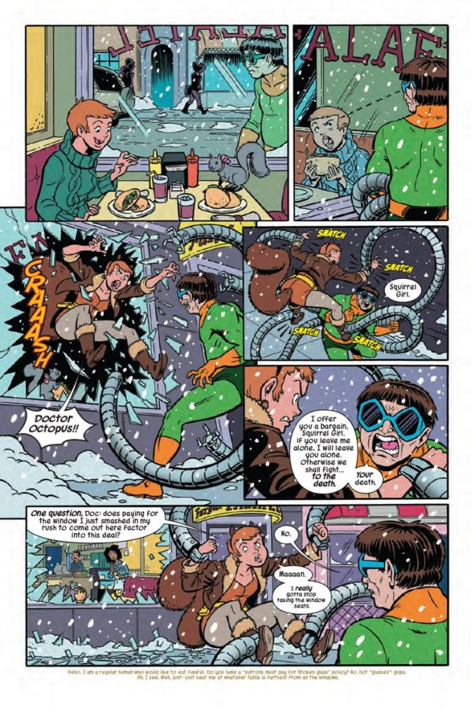 The Unbeatable Squirrel Girl #11 - Comic Review