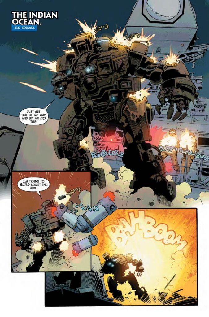 Uncanny Inhumans Annual #1 - Comic Book Revie