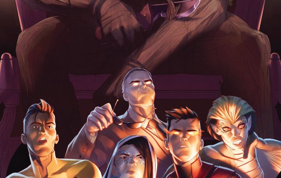 Uncanny Inhumans Annual #1 - Comic Book Review