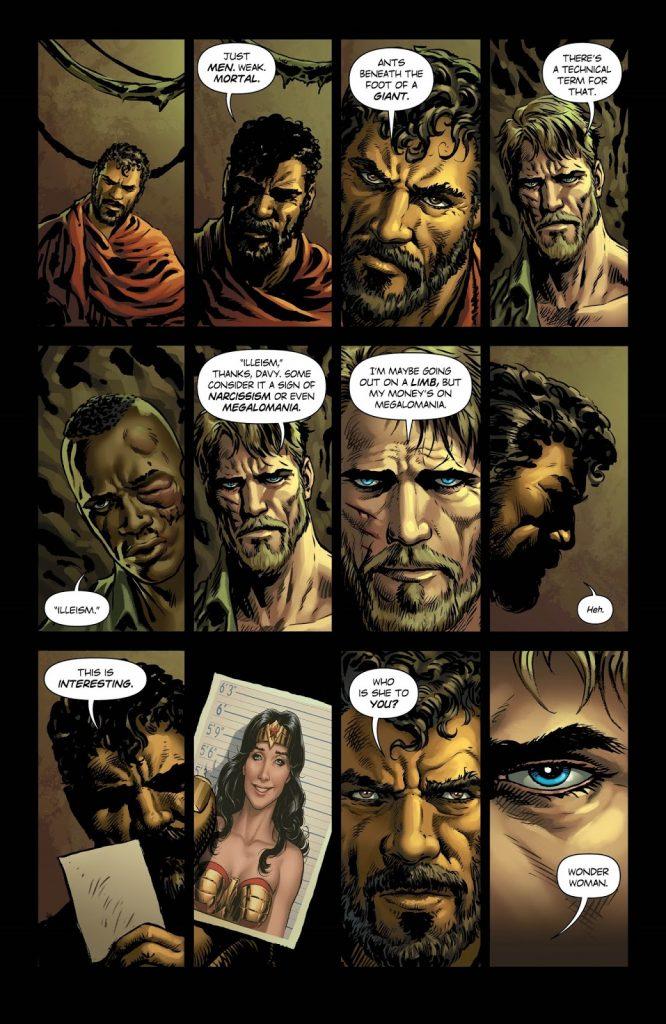 Wonder Woman #5 - Part 3 - Comic Book Review