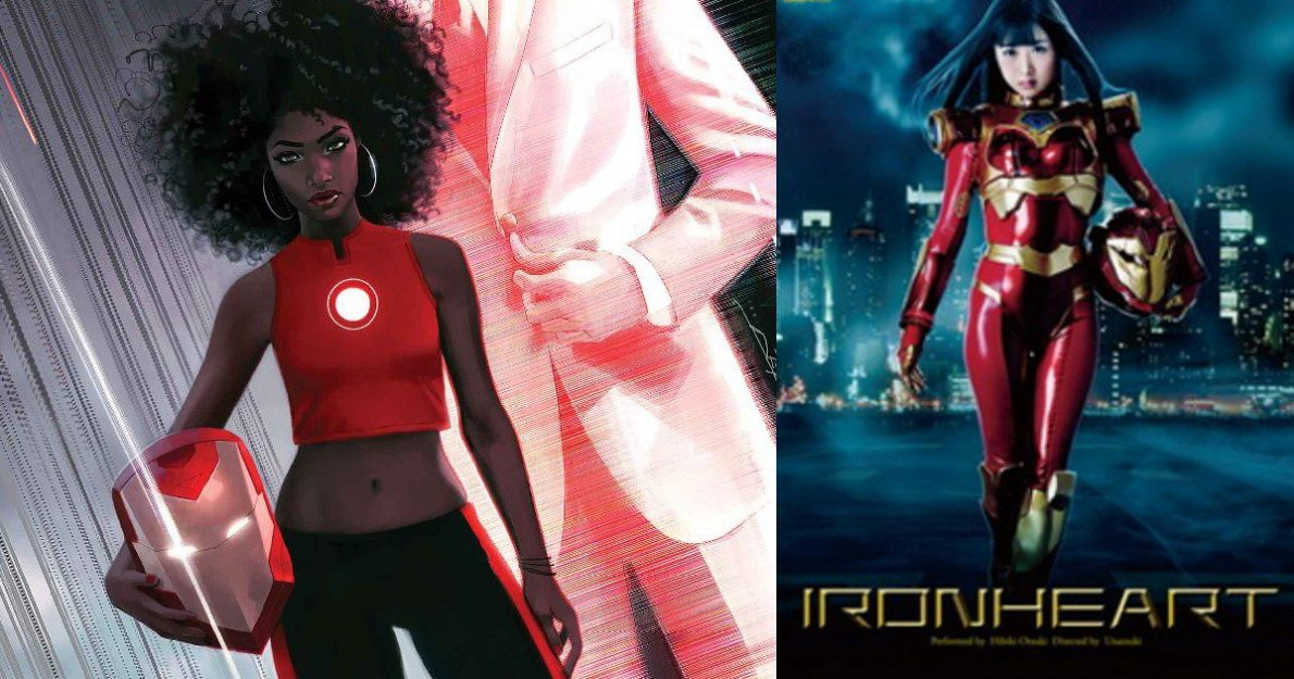 ironheart marvel
