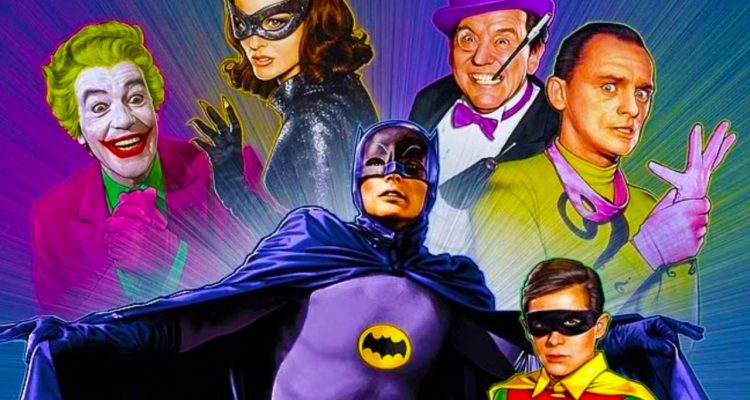 Another Look Back At Batman '66