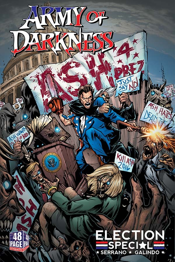 Army Of Darkness: Election Special - Comic Book Review